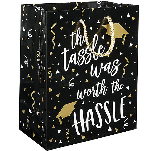 c9d19d51a79 Tassel Was Worth the Hassle Graduation Gift Bag