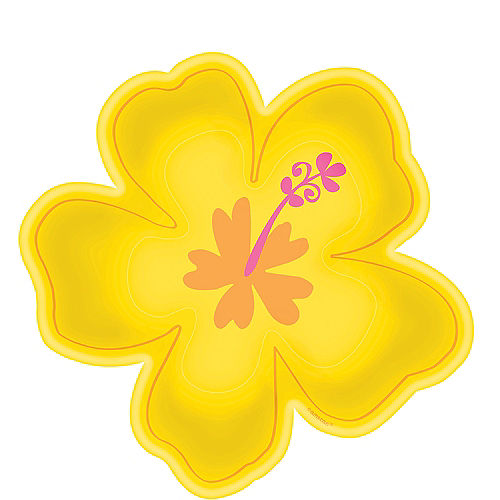 Hawaiian Hibiscus Party Supplies Party City