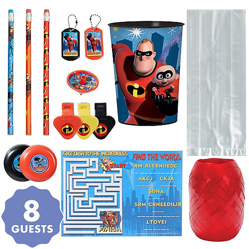 incredibles grab and go play pack