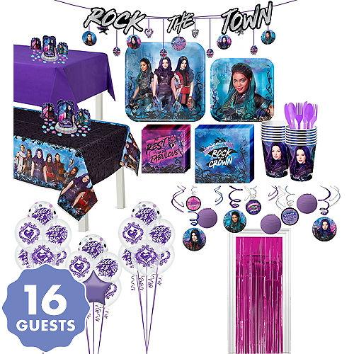Disney Descendants Party Supplies Birthday Ideas Party City