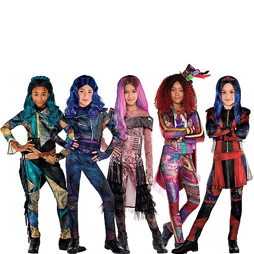 Disney Descendants Costumes for Kids & Adults | Party City