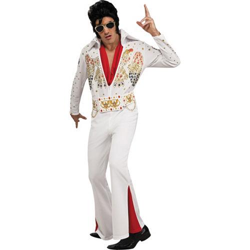 Adult Elvis Presley Costume Deluxe