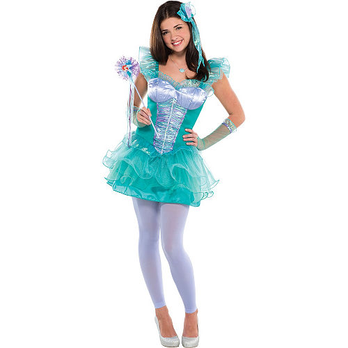 Teen Girls Ariel Costume - The Little Mermaid | Party City