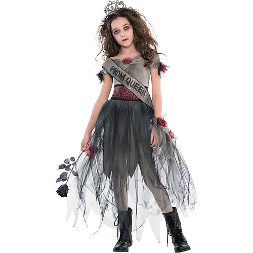 Girls Prom Corpse Costume | Party City