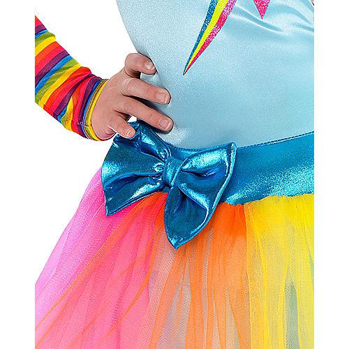 Girls Rainbow Dash Costume - My Little Pony | Party City