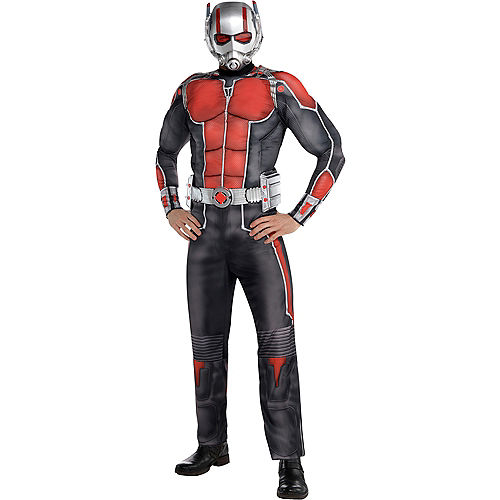 Mens Ant-Man Costume - Ant-Man and the Wasp