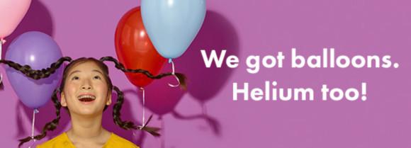 Balloons Helium