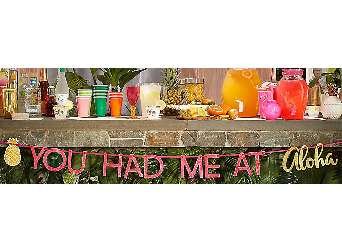 Aloha Pineapple Party Ideas