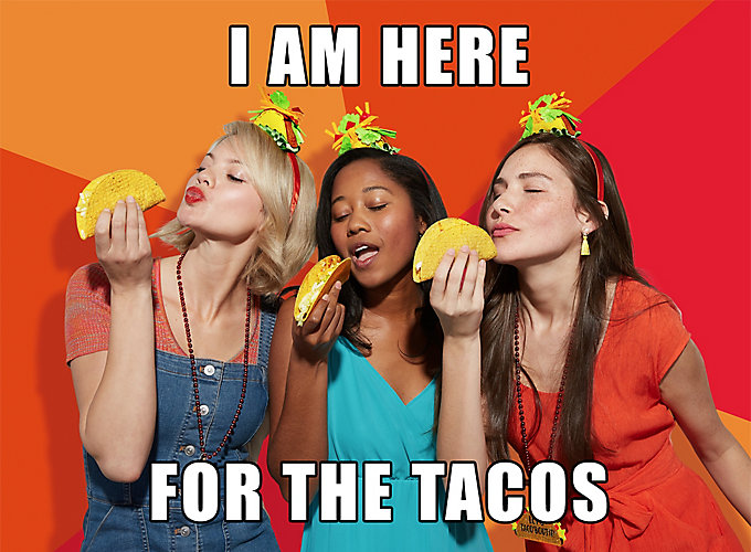 Taco Meme-Inspired Party Ideas