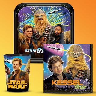 Han Solo Tableware