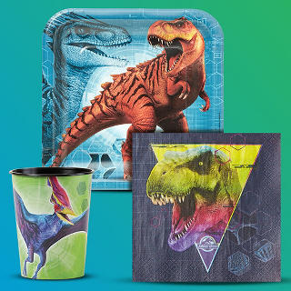 Jurassic World 2 Party Supplies