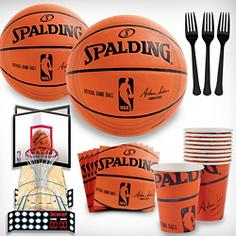 Basketball & NBA Teams Party Supplies