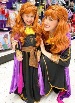 All ages love Anna