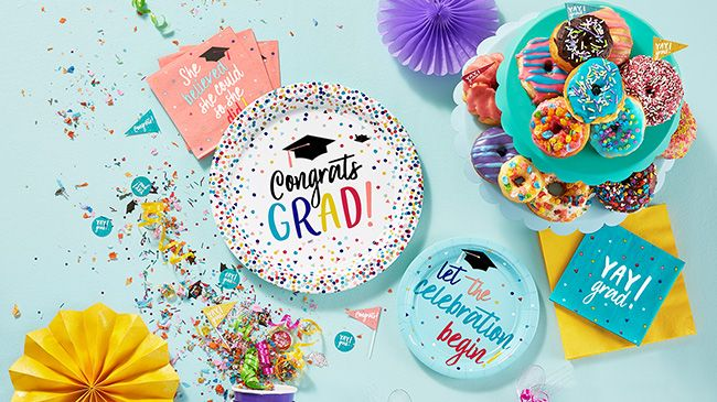 Class Of 2019 Graduation Party Supplies Party City