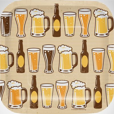 Superb Cheers Beers Party Supplies Beer Theme Party Party City Download Free Architecture Designs Lukepmadebymaigaardcom