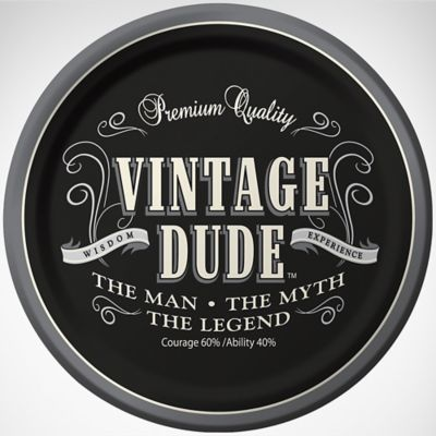 Vintage Dude Over-the Hill Party Supplies | Party City Canada