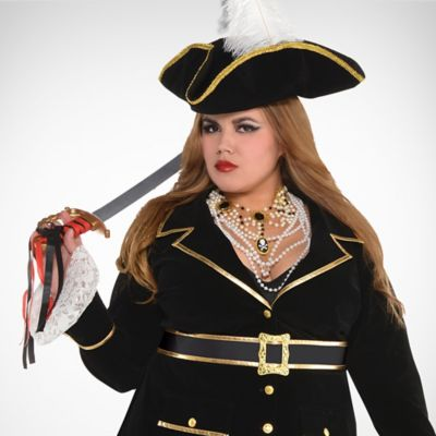 Plus Size Halloween Costumes for Women & Men | Party City