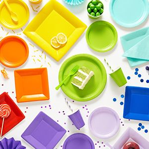 Party Tableware & Serveware | Party City