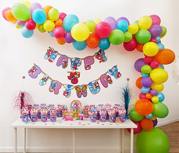 How To Build A Balloon Garland