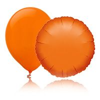 PARTY BALLOONSBYQ square-balloons-by-color-orange? Balloon Color Chart