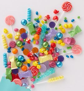 Candy Buffet by Color