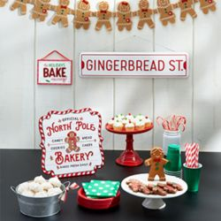 Gingerbread Theme Party