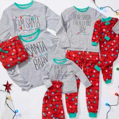 Santa Baby Pajamas