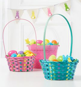 Baskets & Eggs