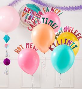 Young & Fabulous Birthday