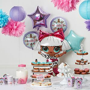 All Girls Birthday Themes