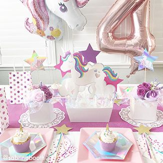 Kids Birthday Party Decorations And Supplies