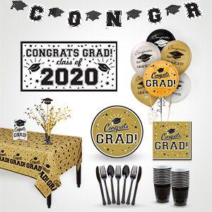 181fdf6579d47 Class of 2019 Graduation Party Supplies | Party City