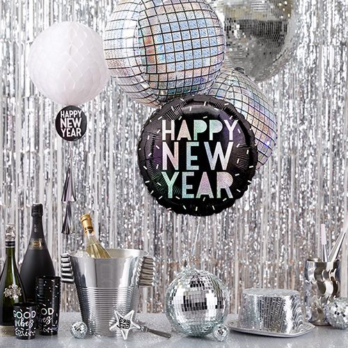 New Year's Eve Disco Theme Party Supplies
