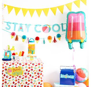Summer Party Themes Supplies City
